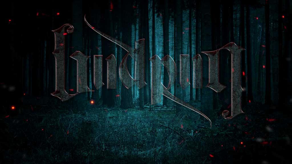 Gudrun's sacred woods
