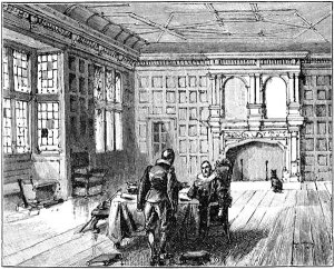 Interior of the Star Chamber