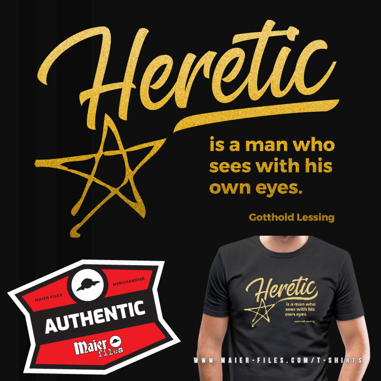 Heresy T-shirt