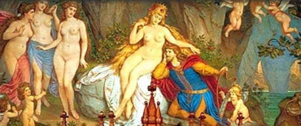Venus and Tannhauser