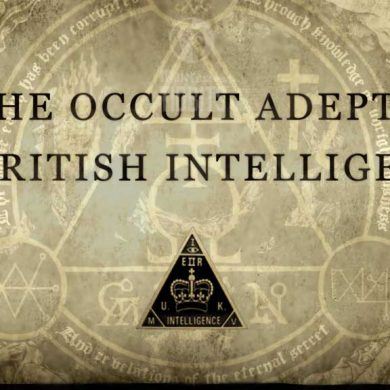 The occult adepts of British intelligence