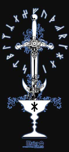 """Emblem of the """"House of the Chalice"""""""