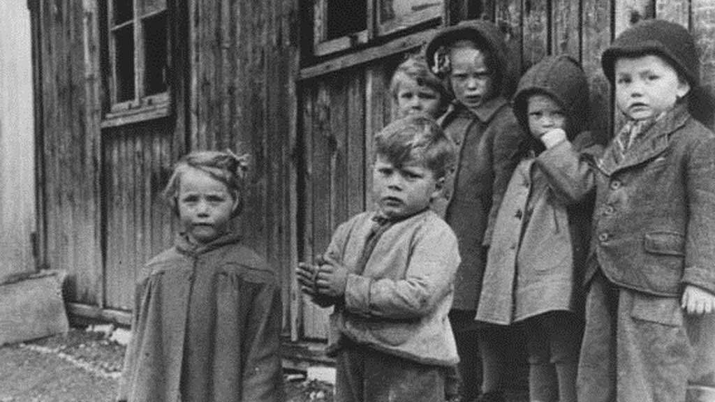 German children deportation