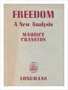 Freedom a new analysis
