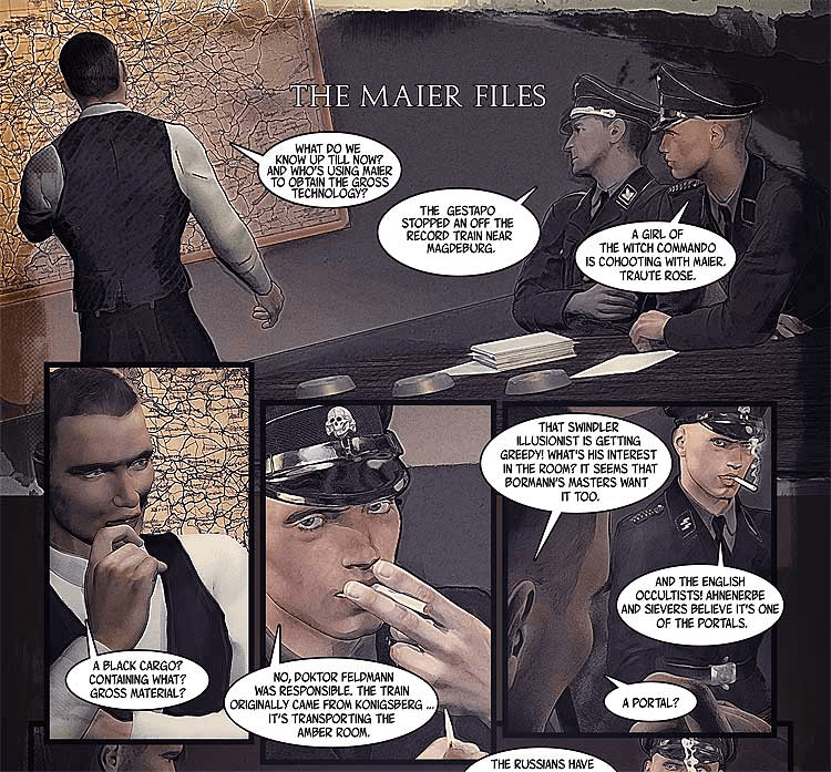 Maier files episode 4