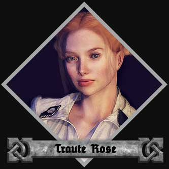 Traute Rose