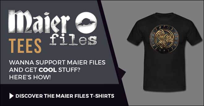 Maier files T-shirts