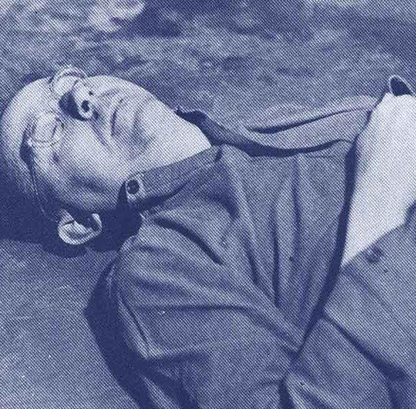 Himmler death