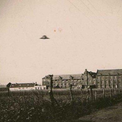 UFO Liedekerke 1946 Flanders