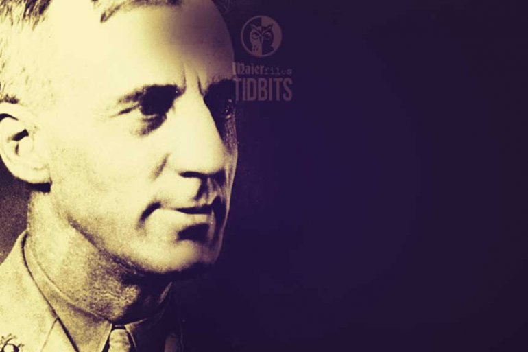 U.S. Major General, Smedley Darlington Butler