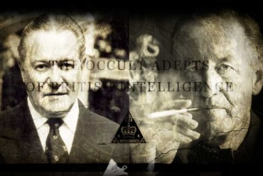 Wheatley-Fleming MI6 Occult