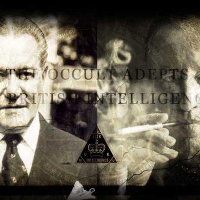 Wheatley-Fleming MI6 Occult
