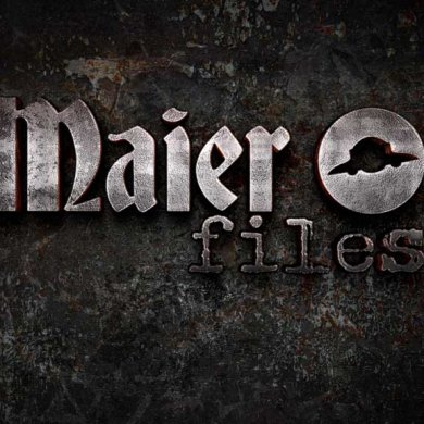 Maier files logo