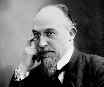 erik satie composed Ogives in 1889