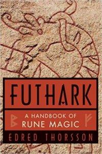 book cover Futhark Rune Magic
