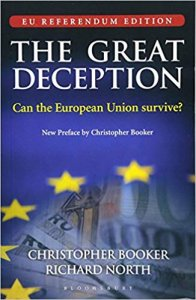 Book Cover European Union The Great Deception