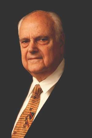 portrait Norman Bailey