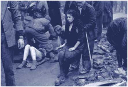 rape of Berlin's women