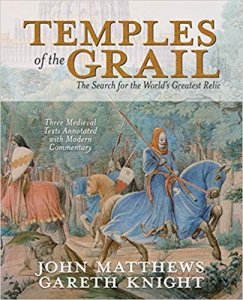 Templeas of the Grail book cover