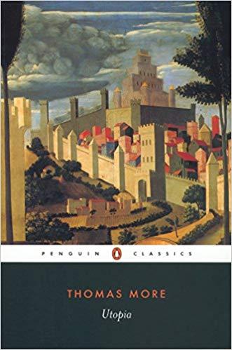 Utopia book by Thomas More