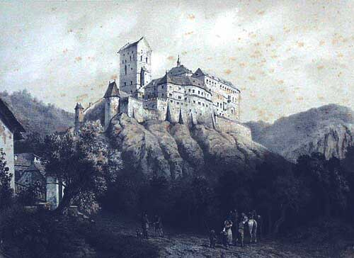 Karlstein painting Franz_Kaliwoda,
