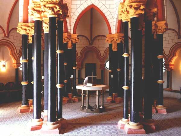 interior Matthias Kapelle Mosel