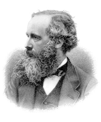 James Clerk Maxwell portrait