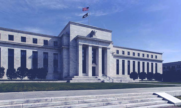 central banks US Federal Reserve picture