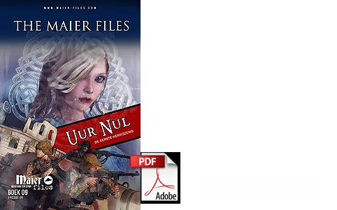 episode 9 Maier files Nederlands